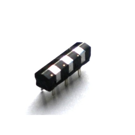 3mm 3 track magnetic head